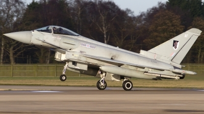Photo ID 88630 by Chris Lofting. UK Air Force Eurofighter EF 2000 Typhoon FGR4, ZJ914