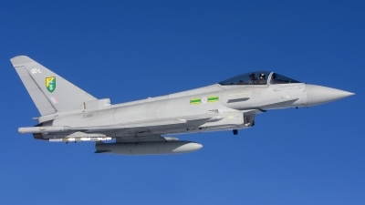 Photo ID 11256 by Chris Lofting. UK Air Force Eurofighter EF 2000 Typhoon F2, ZJ918
