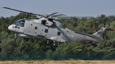 Photo ID 88651 by Devid Ryckewaert. UK Navy AgustaWestland EH 101 Merlin HM1 Mk111, ZH838