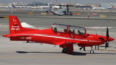 Photo ID 88708 by David Marshall. Company Owned Pilatus Pilatus PC 21, HB HZD