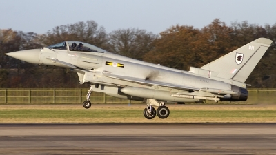 Photo ID 88746 by Chris Lofting. UK Air Force Eurofighter EF 2000 Typhoon FGR4, ZJ942