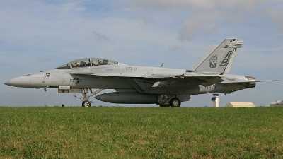 Photo ID 89499 by David F. Brown. USA Navy Boeing F A 18F Super Hornet, 166627