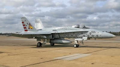 Photo ID 89663 by David F. Brown. USA Navy McDonnell Douglas NF A 18C Hornet, 163476