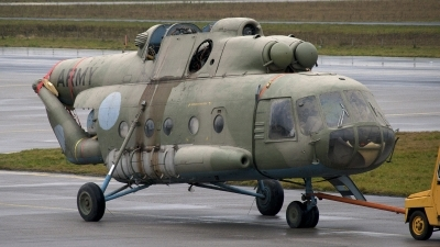 Photo ID 89664 by Niels Roman / VORTEX-images. Afghanistan Air Force Mil Mi 8MTV 1, 58503