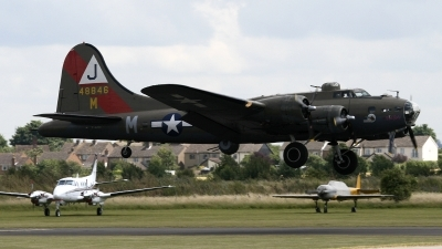Photo ID 89594 by Niels Roman / VORTEX-images. Private Private Boeing B 17F Flying Fortress 299P, F AZDX