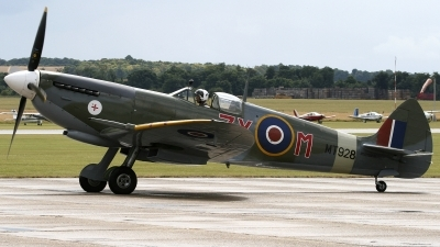 Photo ID 89493 by Niels Roman / VORTEX-images. Private Private Supermarine 359 Spitfire HF8C, G BKMI