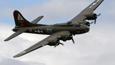 Photo ID 89592 by Niels Roman / VORTEX-images. Private Private Boeing B 17G Flying Fortress 299P, F AZDX