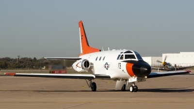 Photo ID 89243 by Brandon Thetford. USA Navy Rockwell T 39G Sabreliner, 165521