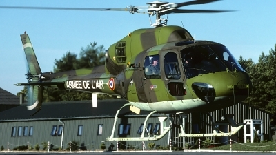 Photo ID 89218 by Carl Brent. France Air Force Aerospatiale AS 555AN Fennec, 5466