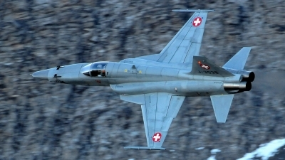 Photo ID 89296 by Martin Thoeni - Powerplanes. Switzerland Air Force Northrop F 5E Tiger II, J 3038