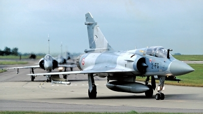 Photo ID 89323 by Carl Brent. France Air Force Dassault Mirage 2000C, 40