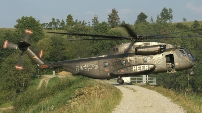 Photo ID 89319 by Alex Klingelhoeller. Germany Army Sikorsky CH 53G S 65, 84 28
