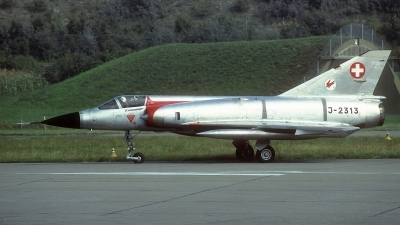 Photo ID 89291 by Rainer Mueller. Switzerland Air Force Dassault Mirage IIIS, J 2313