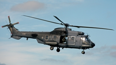 Photo ID 89400 by Jan Eenling. Netherlands Air Force Eurocopter AS 532U2 Cougar MkII, S 447