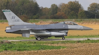 Photo ID 11390 by James Shelbourn. USA Air Force General Dynamics F 16C Fighting Falcon, 88 0535