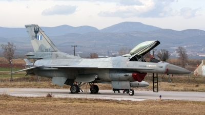 Photo ID 89667 by Kostas D. Pantios. Greece Air Force General Dynamics F 16C Fighting Falcon, 067