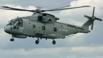 Photo ID 89927 by Arie van Groen. UK Navy AgustaWestland EH 101 Merlin HM1 Mk111, ZH861