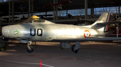 Photo ID 90059 by Tim Van den Boer. France Air Force Dassault MD 450 Ouragan, 320
