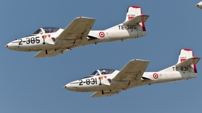Photo ID 90318 by Andreas Zeitler - Flying-Wings. Turkey Air Force Cessna T 37C Tweety Bird 318C, 90385