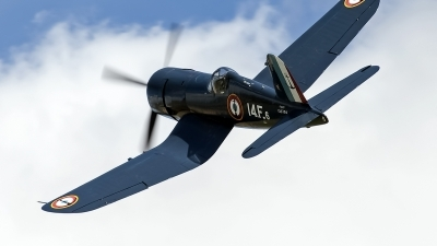 Photo ID 91102 by Niels Roman / VORTEX-images. Private Private Vought F 4U 5NL Corsair, F AZYS