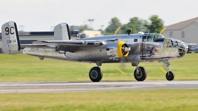 Photo ID 90779 by W.A.Kazior. Private Private North American B 25C Mitchell, N3774