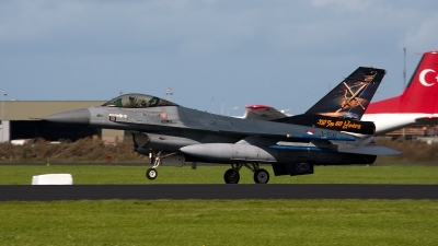 Photo ID 90353 by Jan Eenling. Netherlands Air Force General Dynamics F 16AM Fighting Falcon, J 511