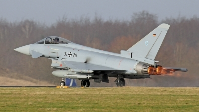 Photo ID 90379 by Thomas Wolf. Germany Air Force Eurofighter EF 2000 Typhoon S, 31 20