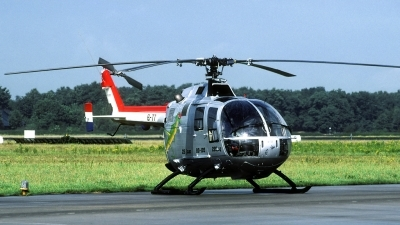 Photo ID 90327 by Joop de Groot. Netherlands Air Force MBB BO 105CB 4, B 77