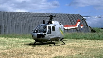 Photo ID 90328 by Joop de Groot. Netherlands Air Force MBB BO 105CB 4, B 77