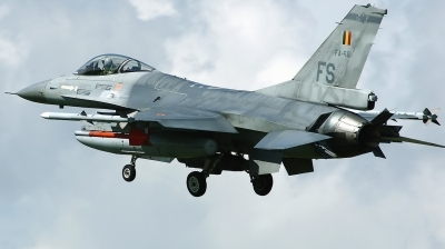 Photo ID 90495 by Arie van Groen. Belgium Air Force General Dynamics F 16AM Fighting Falcon, FA 68