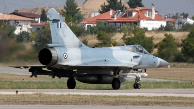 Photo ID 90489 by Kostas D. Pantios. Greece Air Force Dassault Mirage 2000EG, 240