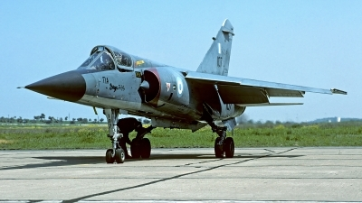 Photo ID 90401 by Carl Brent. Greece Air Force Dassault Mirage F1CG, 107