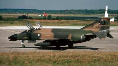Photo ID 90467 by David F. Brown. USA Air Force McDonnell Douglas F 4D Phantom II, 66 7496