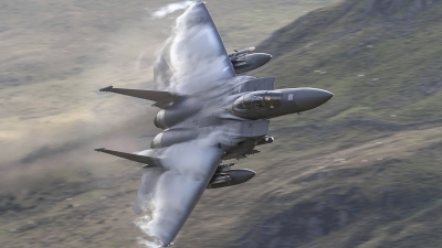 Photo ID 11509 by Tom Gibbons. USA Air Force McDonnell Douglas F 15E Strike Eagle, 91 0303