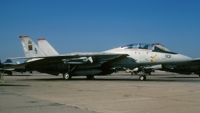 Photo ID 90681 by David F. Brown. USA Navy Grumman F 14A Tomcat, 161873