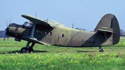 Photo ID 11534 by Roberto Bianchi. Private Private Antonov An 2T, D FOFM