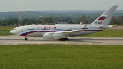Photo ID 90765 by Stephan Sarich. Russia Russia State Transport Company Ilyushin IL96 300, RA 96016