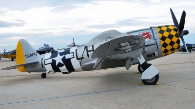 Photo ID 91366 by W.A.Kazior. Private Private Republic P 47D Thunderbolt, NX1345B