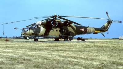 Photo ID 90810 by Carl Brent. Hungary Air Force Mil Mi 24 25 35, 720