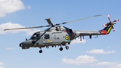 Photo ID 11551 by Johnson Barros. Brazil Navy Westland Super Lynx Mk21A WG 13, N 4005