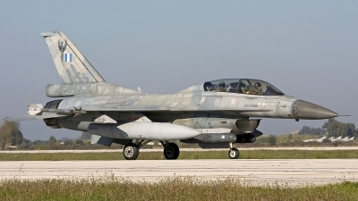 Photo ID 91374 by Nikos A. Ziros. Greece Air Force General Dynamics F 16D Fighting Falcon, 078