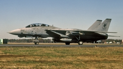 Photo ID 91005 by David F. Brown. USA Navy Grumman F 14A Tomcat, 161284