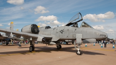 Photo ID 11558 by Jeremy Gould. USA Air Force Fairchild A 10A Thunderbolt II, 82 0654