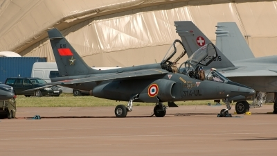 Photo ID 11559 by Jeremy Gould. France Air Force Dassault Dornier Alpha Jet E, E10