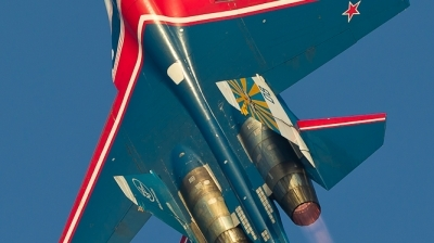 Photo ID 90939 by Andreas Zeitler - Flying-Wings. Russia Air Force Sukhoi Su 27S, 08 BLUE