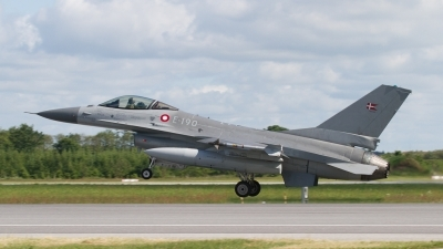 Photo ID 91196 by Sander Meijering. Denmark Air Force General Dynamics F 16AM Fighting Falcon, E 190