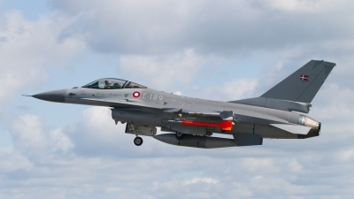 Photo ID 91195 by Sander Meijering. Denmark Air Force General Dynamics F 16AM Fighting Falcon, E 189