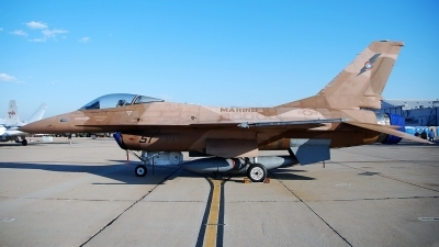 Photo ID 91059 by W.A.Kazior. USA Navy General Dynamics F 16A Fighting Falcon, 900943