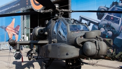 Photo ID 91386 by Jan Eenling. Netherlands Air Force Boeing AH 64D Apache, Q 05