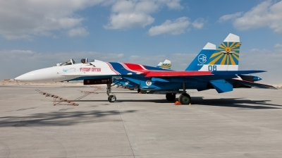 Photo ID 91164 by Andreas Zeitler - Flying-Wings. Russia Air Force Sukhoi Su 27S, 08 BLUE